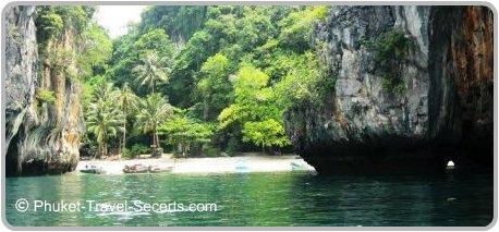 Lading Island in Krabi