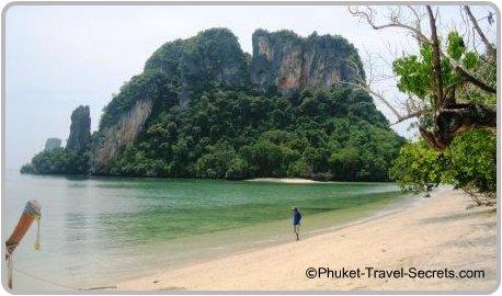 Rai Island, near Hong Island.