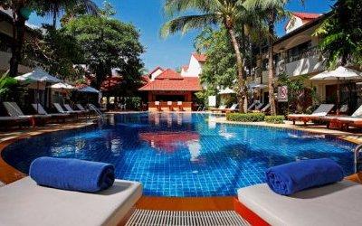 Horizon Beach resort at Patong Beach