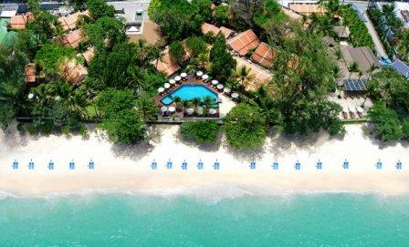 Impiana Resort on Patong Beach, Phuket