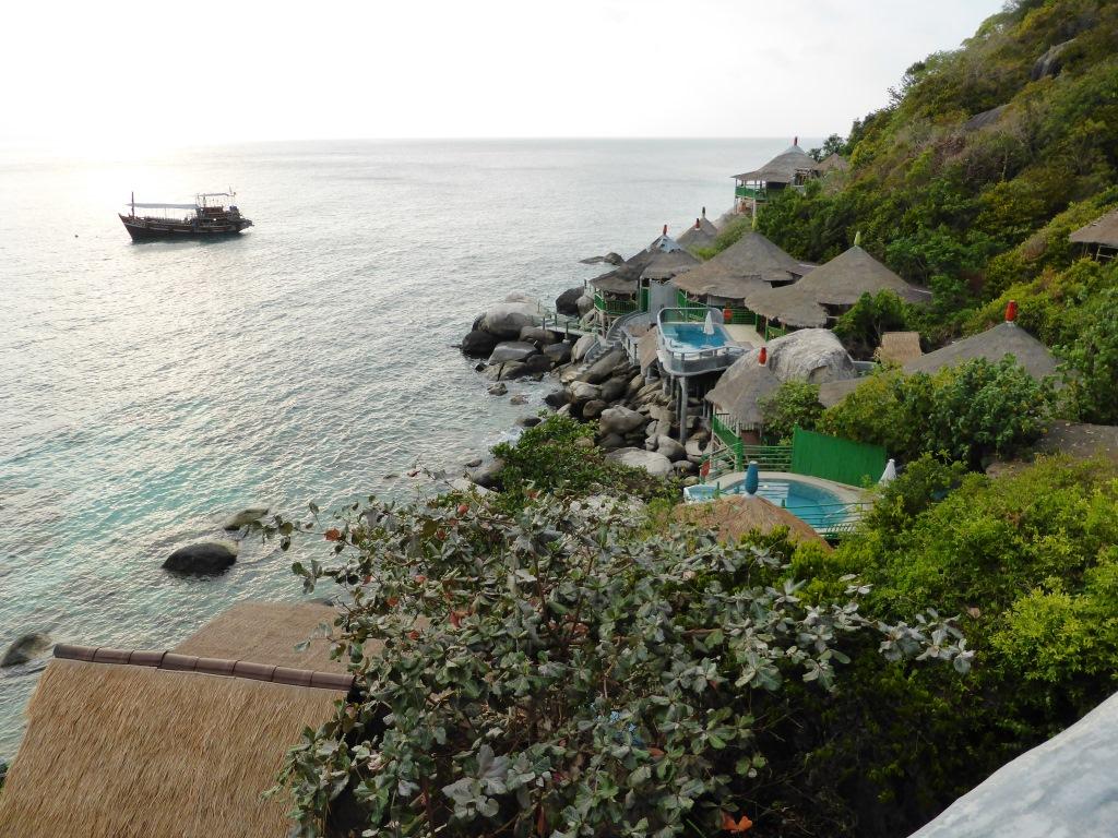 Stunning Beachfront Resorts at Ko Tao
