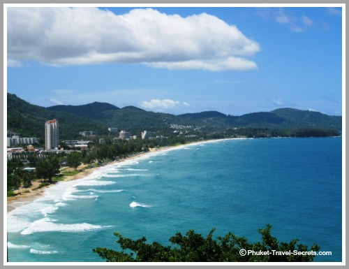 Karon Beach Viewpoint, Phuket