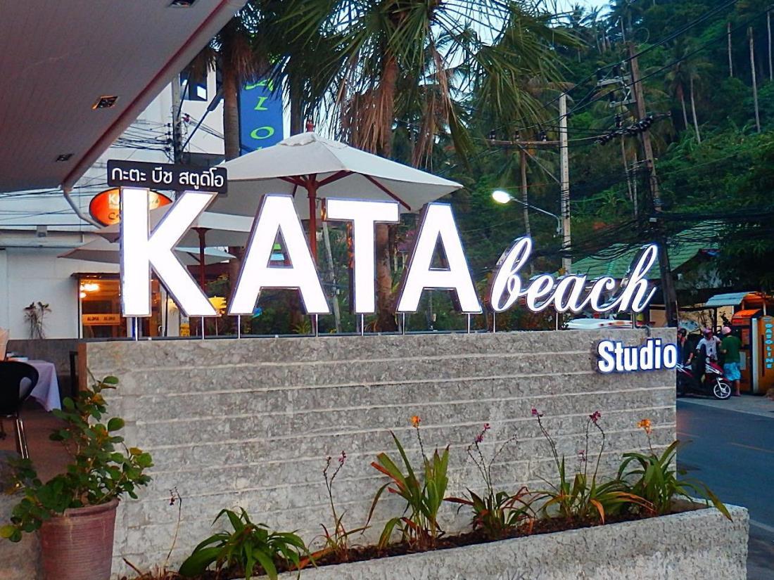Kata Beach studio Phuket