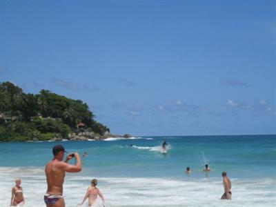 Kata Beach Surf Story