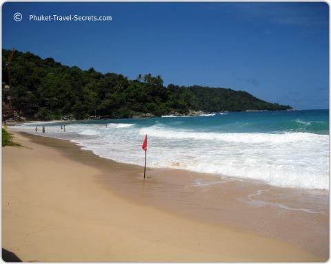 Kata Noi Beach in Phuket.