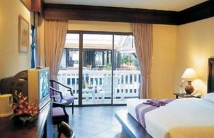 Deluxe room at Kata Poolside Resort
