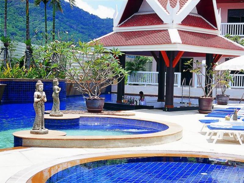 Kata Poolside Resort in Phuket