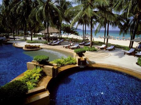 Katathani Beach Resort, Phuket