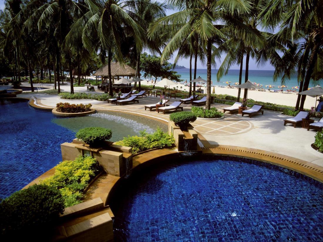 Katathani Beach Resort, Phuket