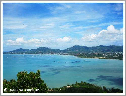 Khao Khad Viewpoint, Phuket
