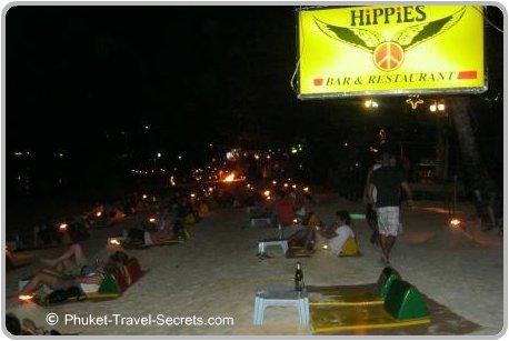 Hippes Bar at Phi Phi Don
