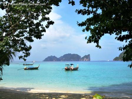 Offshore Islands around Phuket
