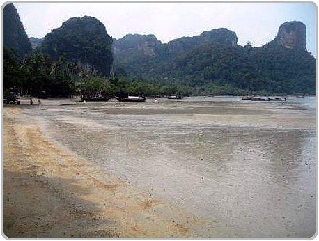 East Railay Beach, Krabi