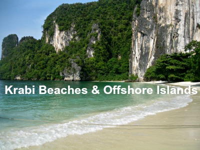 Krabi Beaches and Offshore Islands