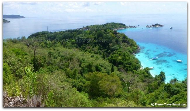 Lankhaung Viewpoint on Similan Island #4