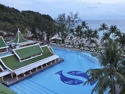 Le Meridien Beach Resort, Phuket