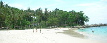 Freedom Beach, Phuket.