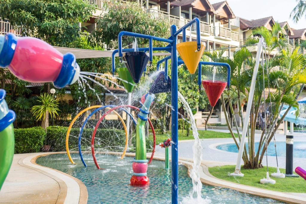 Marriott Resort & Spa Resort Merlin Beach kids splash area