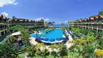 Marriott Merlin Beach Resort, Phuket