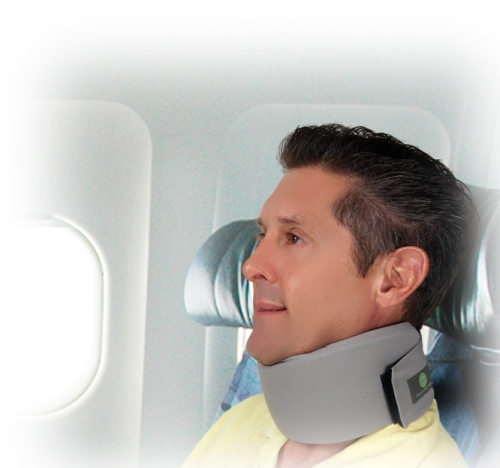 Sleep Collar provides comfort & support