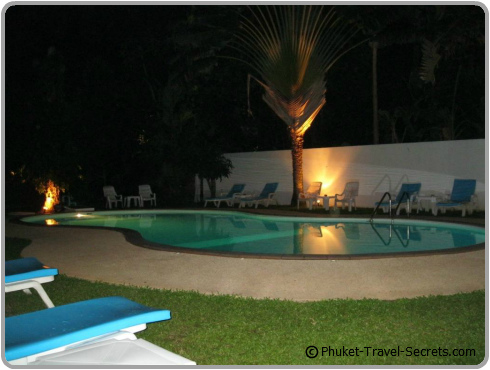 Kata Villa pool