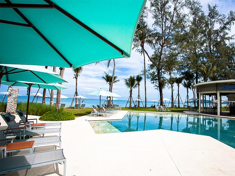 Outrigger Laguna Beach Resort, Bangtao Beach Phuket