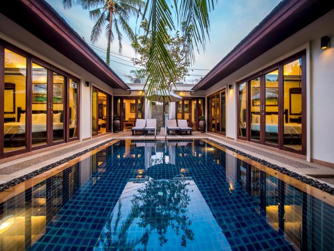 Pai Tan Villas at BangTao Beach, Phuket