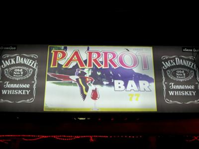 The Parrot Bar, Bangla Road Phuket