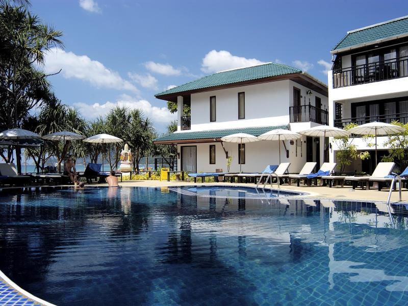 Patong Bay Garden Beachfront Resort, Phuket.