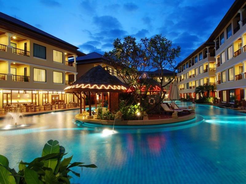 Patong Paragon Hotel in Phuket