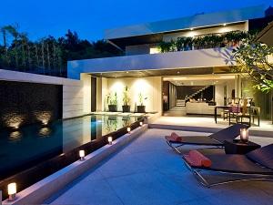 Spa & pool Penthouse pool