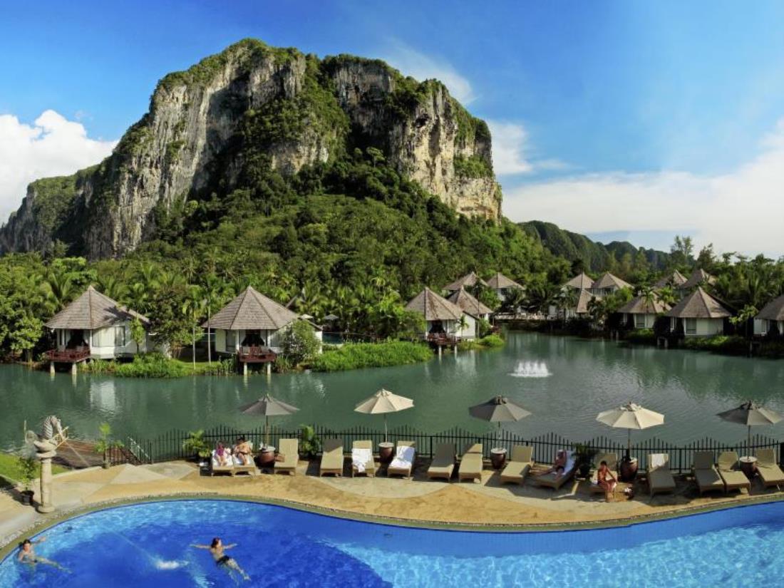 Peace Laguna Resort, Krabi