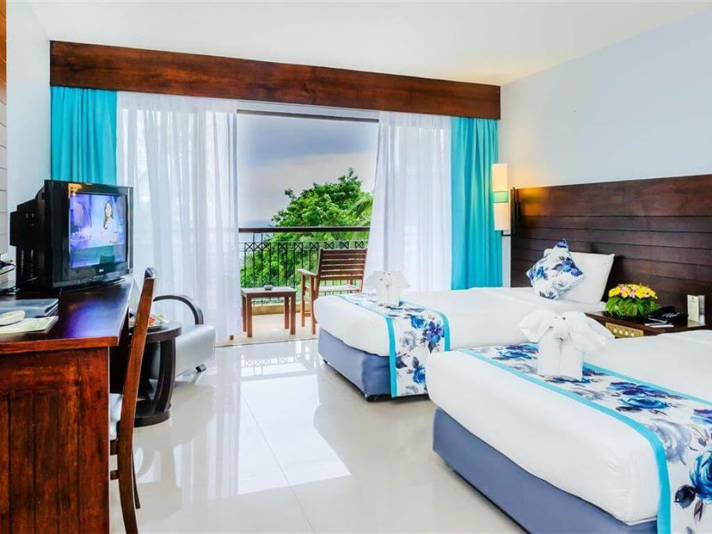 Peach Hill Resort Deluxe Room