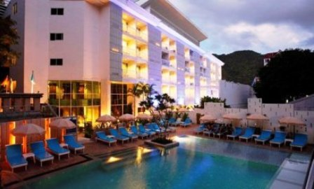 Peach Hill Resort Kata Beach Phuket