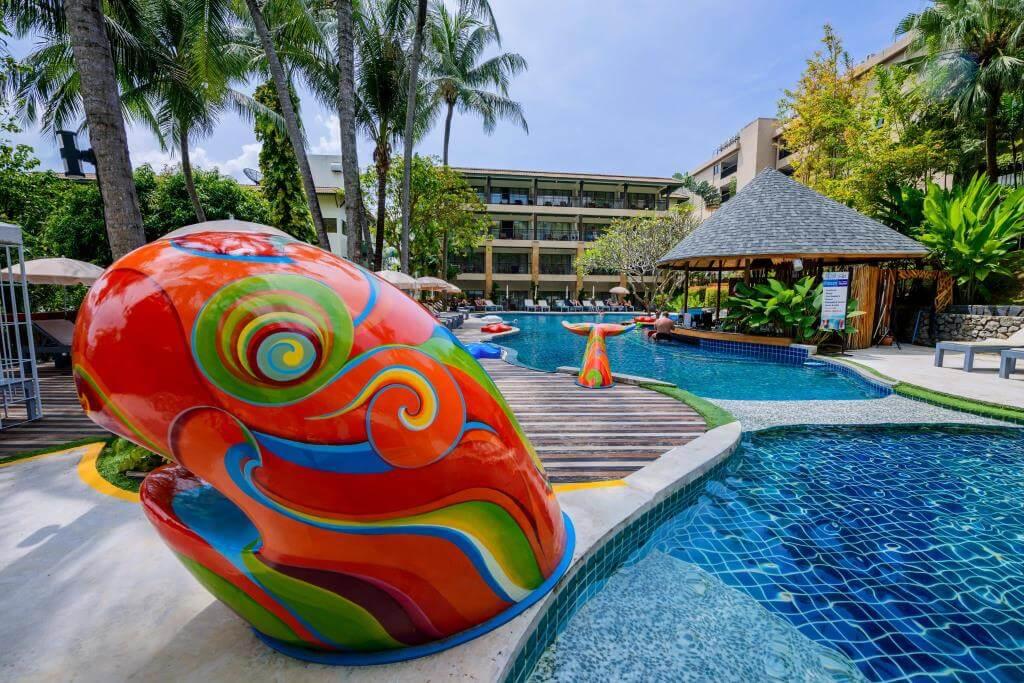 Peach Hill Resort Phuket