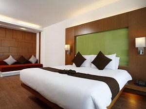 Peach hill Resort Superior Room