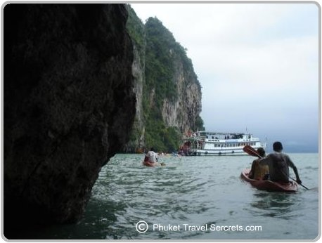 Phang Nga Bay Day trips