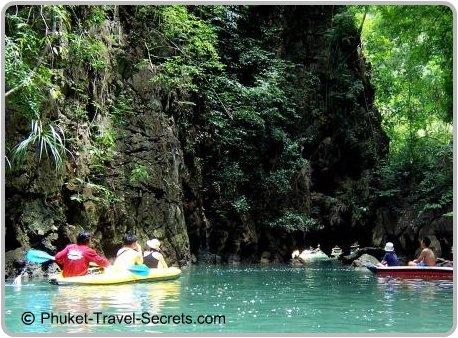 Simba Tours Phang Nga Bay