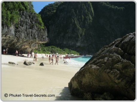 Koh Phi Phi Attractions
