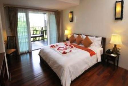Seaview Rooms at the Holiday Inn at Koh Phi Phi