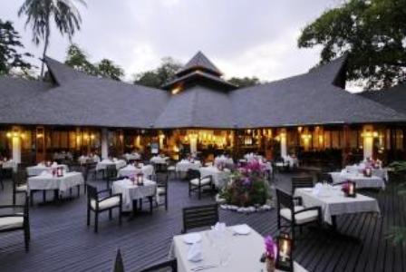 Restaurant at the Holiday Inn on Koh Phi Phi