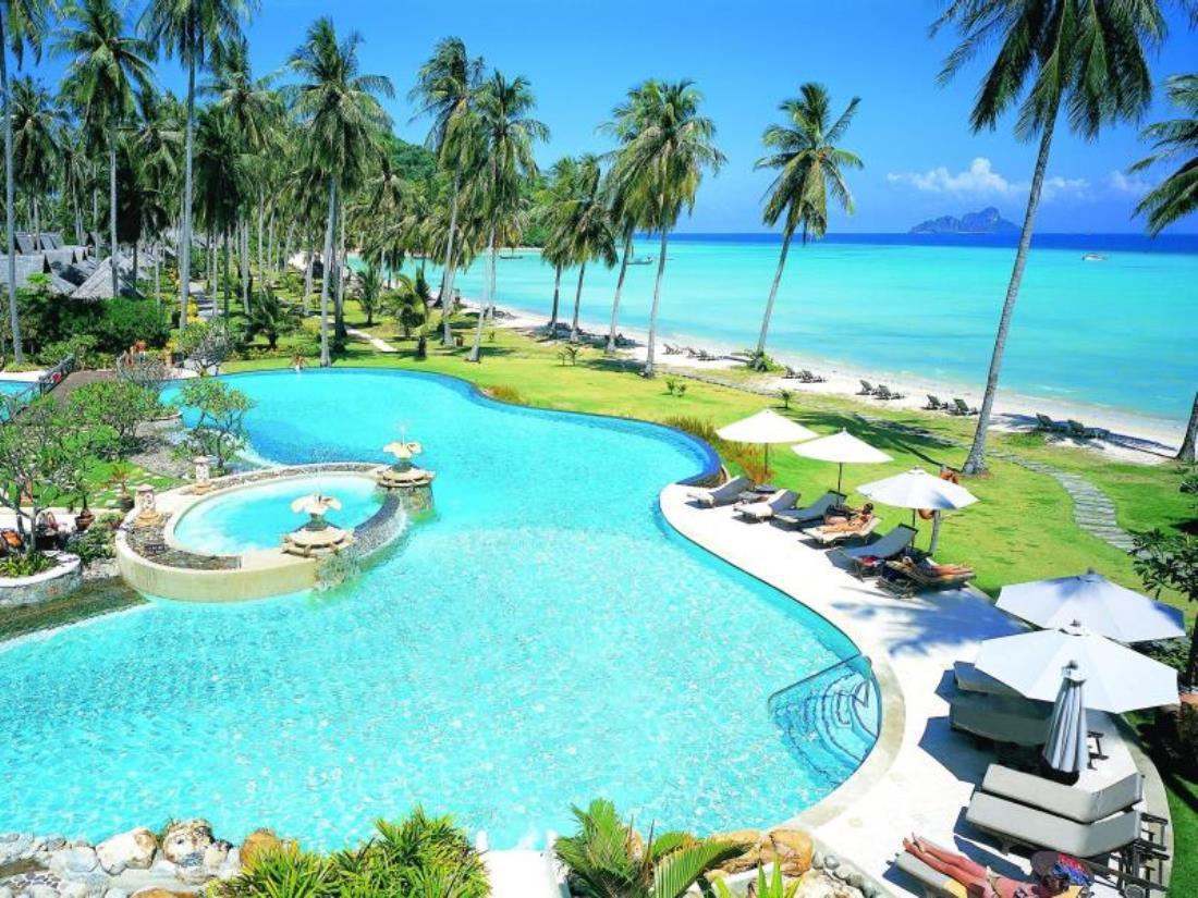 Phi Phi Island Hotels