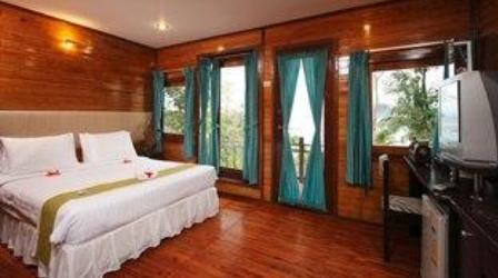 Villa rooms at the Phi Phi Beach Resort