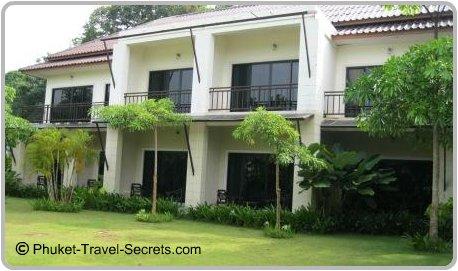 Deluxe rooms at Phi Phi Villa Resort