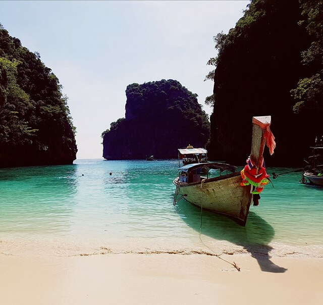 Private Phi Phi Boat Tour