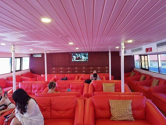 Phi Phi Ferry Premium Class Lounge
