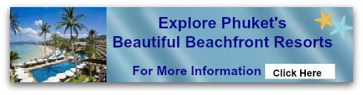 Beachfront Resorts in Phuket