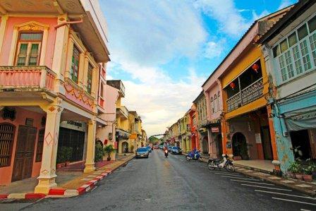Phuket City Tours