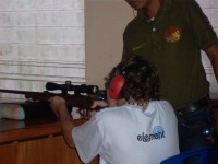 Shooting range in Phuket