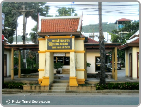 Police Stations in Phuket